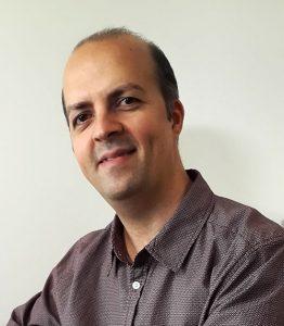 Industrial designer Farshid Sarmast
