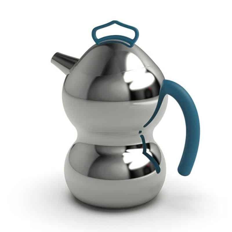Hoopoe kettle